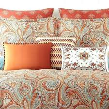 tommy hilfiger mission paisley queen comforter set twin for closeout stripe ideas regarding