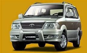 THE ULTIMATE CAR GUIDE: Toyota Revo (Gasoline) - Generation 4.3 ...