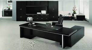 table desks office. Image Of: Office Table Desk Black Color Desks S