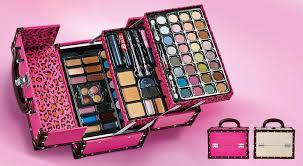 ulta makeup kit. ulta beauty treres 70 piece blockbuster makeup set kit train case pick color ebay k