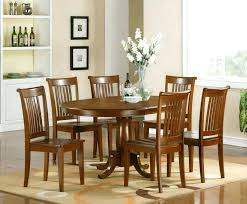 oak dining room chairs solid