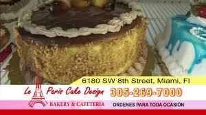 Le Paris Cake Design Bakery Tv Commercial Cxmas Version Youtube