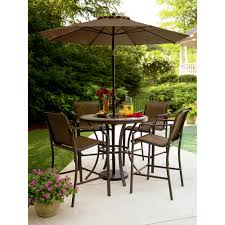 wonderful patio table high top 29 outdoor wicker and