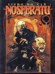 Vampiro A Mascara Livro Do Cla Nosferatu