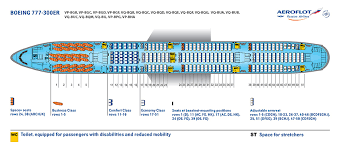 boeing 777 300er seating plan