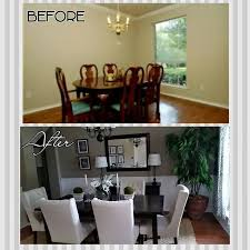Dining Room Makeover Ideas Cool Inspiration