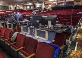 Proctors Mainstage Seating Chart New Season New Seats For Proctors Times Union