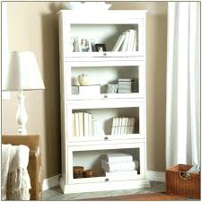bookcase with glass doors bookshelves white bookcases home ikea