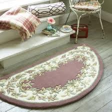 half round rugs uk