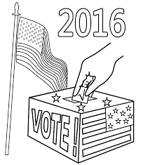 1252x1374 2018 election day coloring pages printable