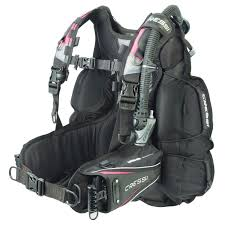 Cressi Travel Light Package Cressi Lady Air Travel 2 0 Buoyancy Compensator