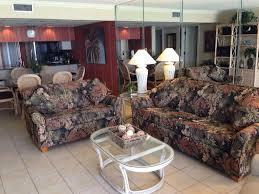 Panama City Beach Condo Rental   Living Room