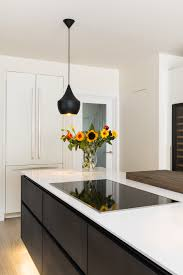 Creating A Modern Kitchen With Concrete Der Kern By Miele