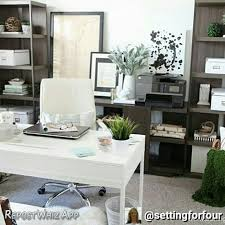 home office home office makeover emily. Office Decor West Bend Furniture And Design Home Makeover Emily Dining Table