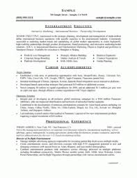 Strategic Planning Manager Resume Sample