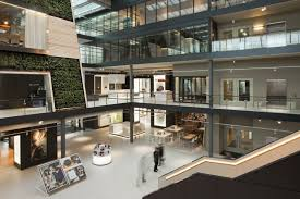 innovative office ideas. innovative bsh office design by william mcdonough partners and ddock decor photos gallery ideas