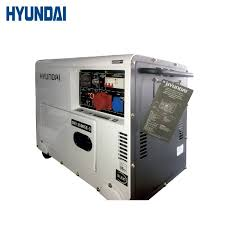 diesel generator hyundai dhy8500se t power home appliances ...