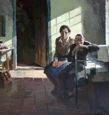 Галерея Арт Владивосток › Дальневосточная Государственная  Токарев А Дипломная работа У сына