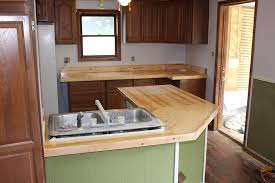 picture of say goodbye to that formica countertop