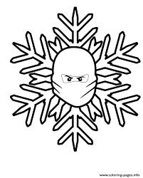 Christmas Ninjago Coloring Pages With Free Printable For Kids