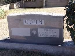 Cohn Aubrey 1983.jpg