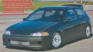 I ❤ Honda  JDM Tuning Parts For Your Honda  ProductsBackyard Special Bumper