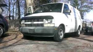 New 2001 Chevrolet Astro Van - YouTube
