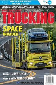 New Zealand Trucking July 2019 By Nztrucking Issuu