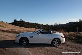 Review: 2012 Mercedes SLK350 Convertible - The Truth About Cars