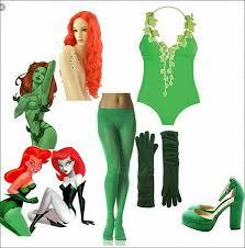 poison ivy costume diy pin by angela baez on costume ideas villains