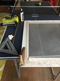 used my ryobi stapler to attach supports to diy fireplace screen thediybungalow com