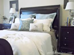Monogram Decorations For Bedroom Bedroom Blanket