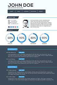 Web Designer Resume Example Web developer resume is needed when someone want to apply a job as a 25