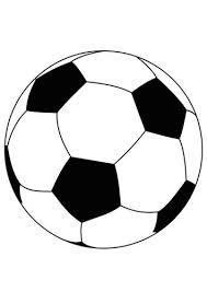 Kleurplaat Bal Voetbal Malek Soccer Soccer Ball Sports
