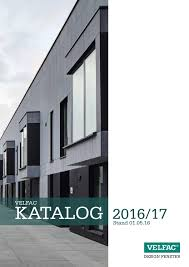 03 502 De Katalog 05 2016 Web By Velfac Issuu