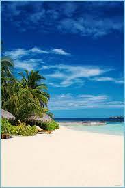 Beautiful Beach Nature And Blue Sky HD ...