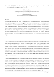 autoethnography example essays autoethnography example essays  100 autoethnography example essays thesis esl largepreview autoethnography example essays thesishtml autoethnography example