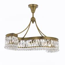 valencia 36 inch hanging chandelier with heirloom grandcut crystals 2900 36