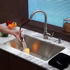 Moen One Touch Kitchen Faucet Design900900 Moen Kitchen Faucet With Soap Dispenser Shop