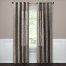 Gray and beige curtains Tan Textured Weave Window Curtain Panel Threshold Target Textured Weave Window Curtain Panel Threshold Target