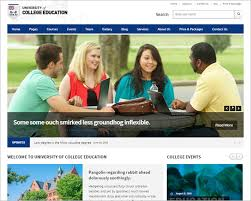College Templates 22 Education Bootstrap Themes Templates Free Premium