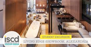 living edge lighting. last wednesday iscd interior decoration students were invited by jo mawhinney head of retail to an exclusive living edge event lighting s