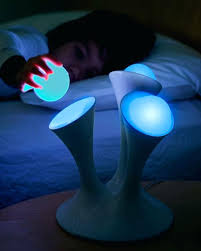 lamp with glowing removable night light lamp glowing