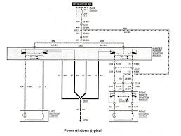 wiring diagram for ford explorer the wiring diagram 1999 ford explorer window wiring diagram diagram wiring diagram