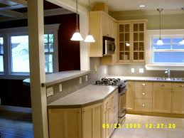 open floor plan kitchen often times in turn of the