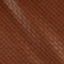 zoom faux leather tile basketweave rustica