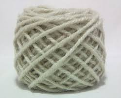 light sage 11 wool rug yarn 100 wool 1 8 lb ready for use 3 ply thick