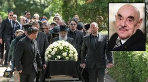 Image result for Artur Brauner funeral