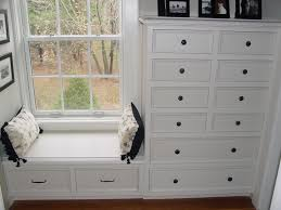Diy Built In Storage Fascinating Built In Drawers 96 Built In Storage For Small