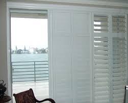 home depot plantation shutters for sliding glass doors home depot